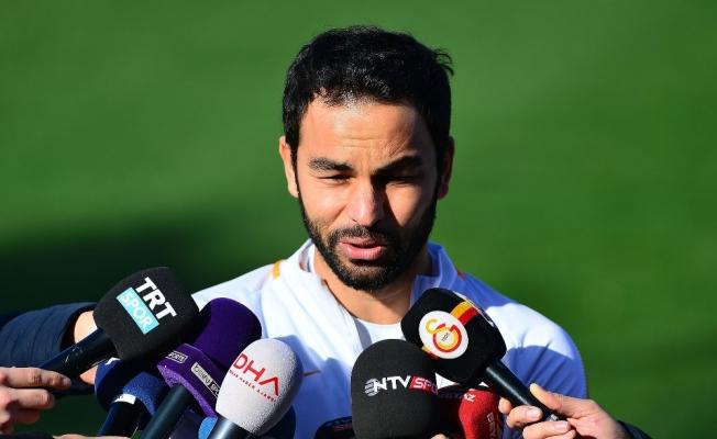 """""""Antalyaspor maçı ile seri galibiyetler yakalamak istiyoruz"""""""