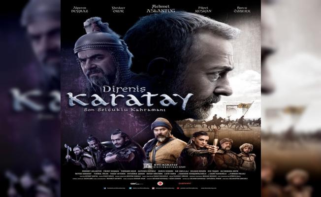 Direniş Karatay filminin fragmanı sosyal medyada ilgi gördü