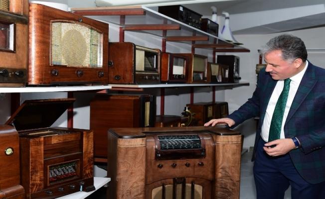 Malatya'da Radyo ve Gramofon Müzesi açılıyor