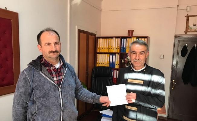 Mehmetçik'e bağış şikayetten vazgeçirdi