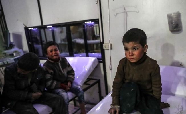 Rejim güçleri katliam yaptı