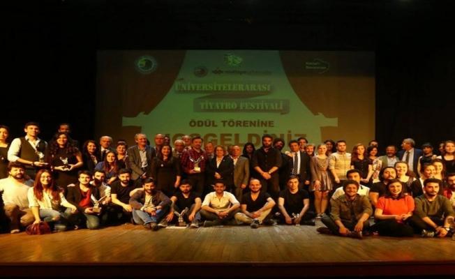 Üniversitelerarası Tiyatro Festivali 28 Nisan'da başlayacak