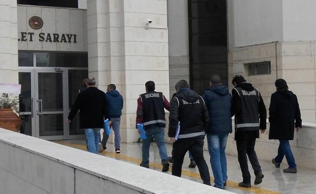 Bursa'da FETÖ operasyonu: 15 gözaltı
