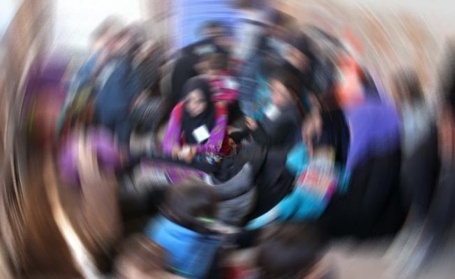 Erzurum'da 230 kaçak göçmen yakalandı