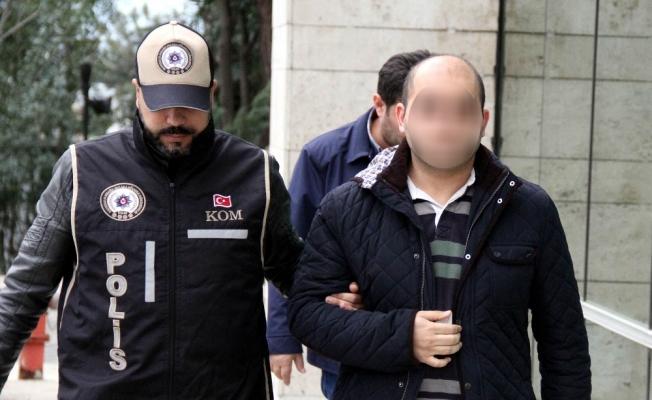FETÖ'nün Konya öğrenci sorumlusu Samsun'da yakalandı