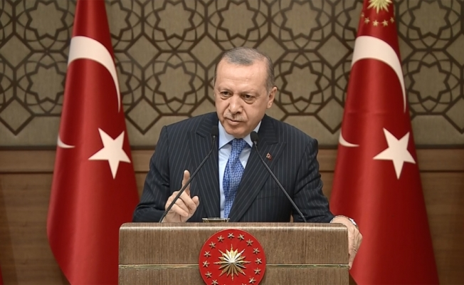 Müjdeli haberi Erdoğan verdi