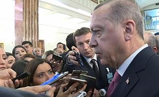 Erdoğan'dan 'idam' açıklaması