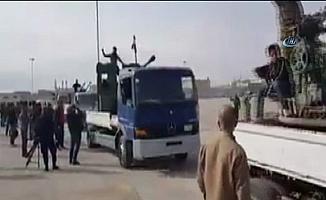 Esad güçlerinin Afrin'e girdiği iddiası