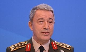 Genelkurmay Başkanı Akar Ürdün'de