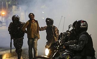 Rio de Janeiro'da güvenliği ordu sağlayacak