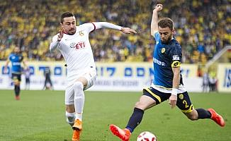 Ankaragücü Eskişehir'i tek golle geçti