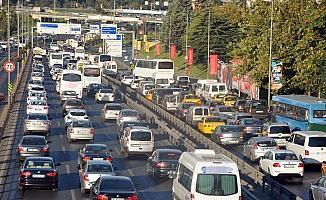 İstanbul'da bu yollara dikkat !