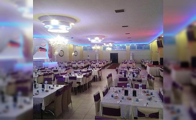 Malatya'da şehit ailelerine ücretsiz düğün salonu