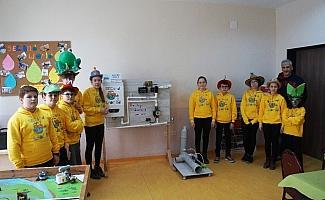 Öğrenciler atık sudan elektrik üretecek