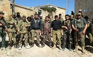 ÖSO Afrin'de 7 köyü daha teröristlerden temizledi