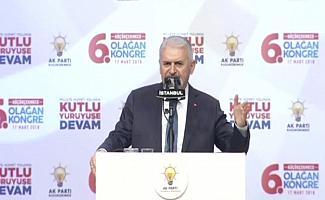 """""""Türkiye terör örgütünün tepesine vurunca..."""""""