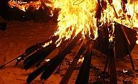 Federasyona kızdı 40 bin lira yaktı