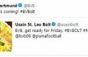 Usain Bolt Borussia Dortmund ile antrenmana çıkacak