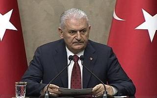 """""""Azerbaycan'ın haklı davasında yanındayız"""""""