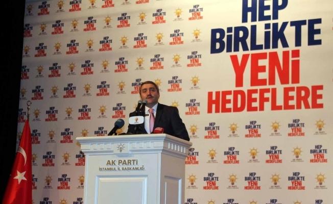 AK Parti İstanbul İl Başkanı Temurci görevinden istifa etti