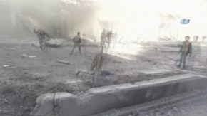 Esed yine katliam yaptı: 61 ölü, 400 yaralı