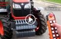 Uzaktan kumandalı traktör