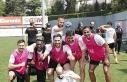 Galatasaray'ın golcüleri, Beşiktaş'ı 3'e...