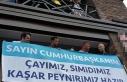 Cumhurbaşkanı Erdoğan, esnafın davetini geri çevirmedi