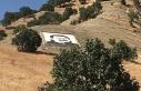 PKK'nın Kandil'de boş bırakılan kontrol noktası...