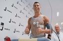 Ronaldo sağlık kontrolünden geçti