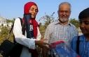 Gurbetçi kızın Cumhurbaşkanı Erdoğan sevgisi
