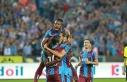 Trabzonspor ilk galibiyetini aldı