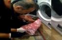 Çamaşır makinesinden uyuşturucu çıktı