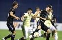 Fenerbahçe Zagreb'te yıkıldı