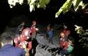 Kaybolan 6 dağcı kurtarıldı