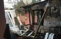 Tüpten sızan gaz patladı: Yaşlı kadın öldü,...