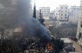 Bu kez da napalm bombasıyla saldırdılar: 50 ölü