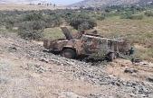 Askeri araç devrildi: 2 şehit, 7 yaralı