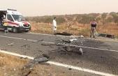 Gaziantep'te feci kaza: 2 ölü, 5 yaralı