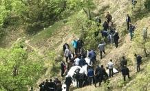 Kamyonet şarampole yuvarlandı: 2 ölü, 3 yaralı
