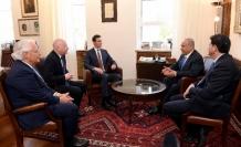 Netanyahu, Kushner ve Greenblatt ile bir araya geldi