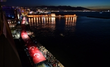 İzmir'de görkemli final