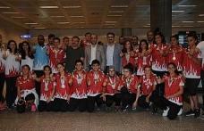 Özel sporcular 24 madalyayla yurda döndü