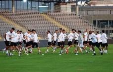 Beşiktaş LASK Linz maçı hazırlıklarını tamamladı