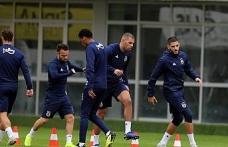 Anderlecht maçı hazırlıkları devam ediyor