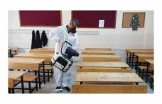 Çankaya'dan Sınavlar İçin Korona Hazırlığı