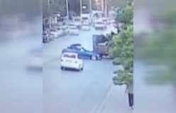Ankara'da drift dehşeti