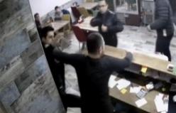 İlgi isteyen polis tokatladı, yumrukladı, silah dayadı