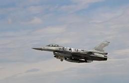 Irak savaş uçaklar, DEAŞ mevzilerini bombaladı