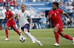 İngiltere gol oldu yağdı